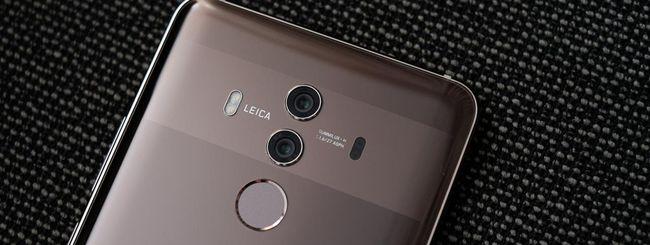 Huawei annuncia nuovi servizi per il 2018