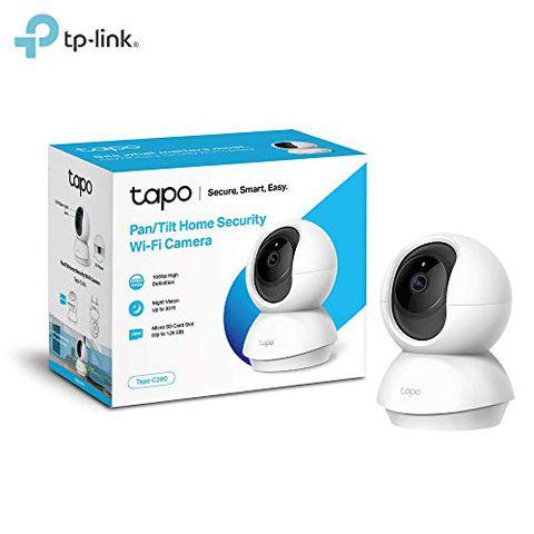 TP-Link Telecamera Wi-Fi Interno, Videocamera sorveglianza 1080P