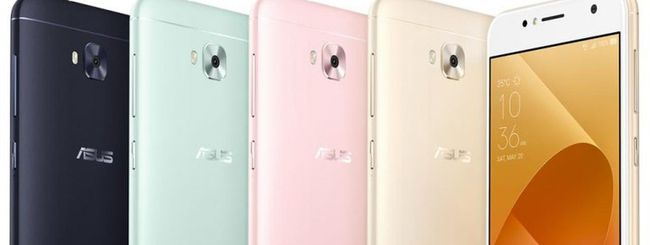 ASUS annuncia lo ZenFone 4 Selfie Lite
