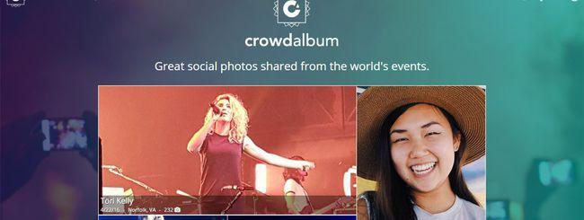 CrowdAlbum è la nuova acquisizione di Spotify