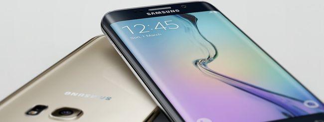 Samsung Galaxy S7, display dual edge e flessibile?