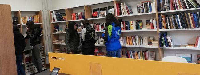 Amazon, nuova Biblioteca digitale per Amatrice