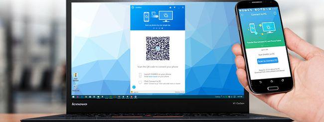 Lenovo corregge numerosi bug in SHAREit