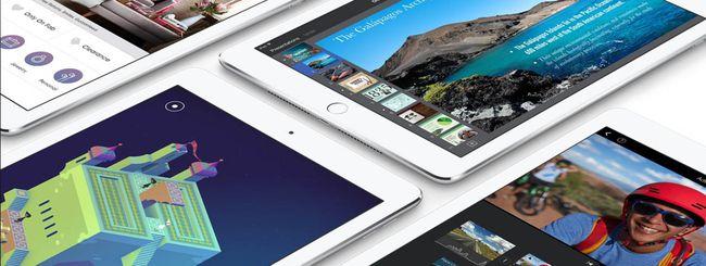 iPad Air 2 e iPad Mini 3, prezzi e ordini italiani