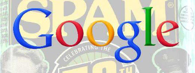 Google, tool per denunciare link indesiderati