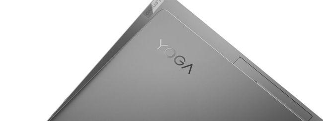 CES 2019: Lenovo Yoga S940, C730 e A940