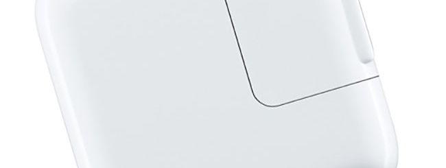Apple: nuovo caricatore per un device misterioso