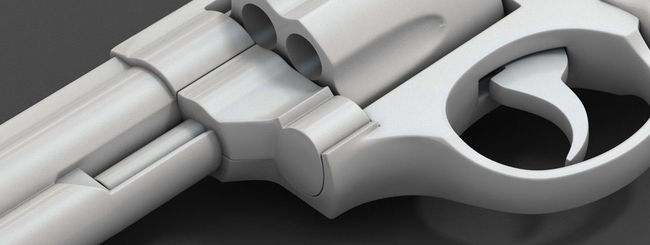 Facebook contro le armi stampate in 3D