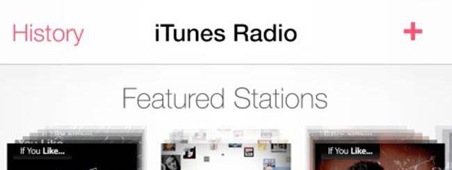 iTunes Radio debutterà a settembre