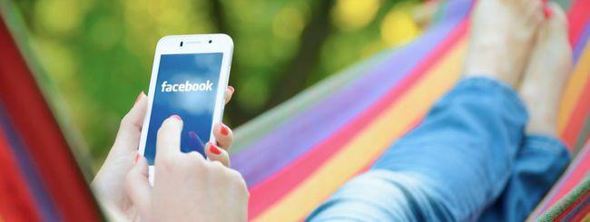 Facebook, arriva l'audio automatico nei video