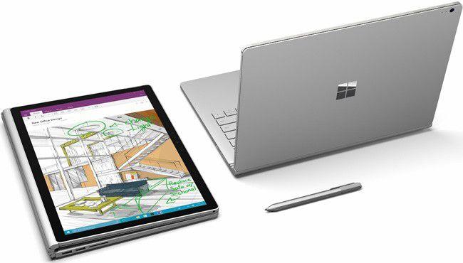 Microsoft Surface Book