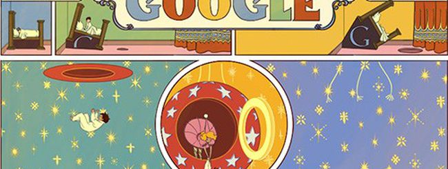 Winsor McCay e Little Nemo celebrati con un doodle