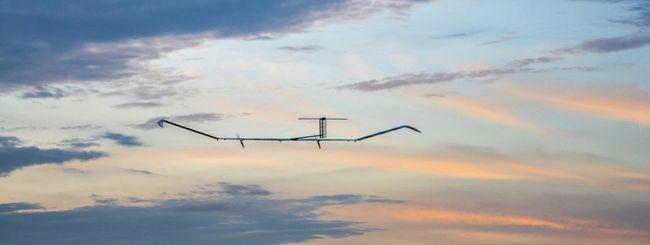Droni: 25 giorni in volo senza mai atterrare
