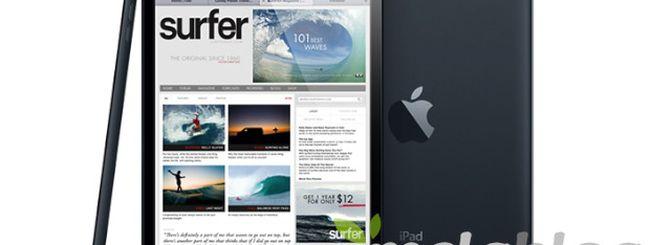 iPad e iPad mini, Apple dipende ancora da Samsung per i display