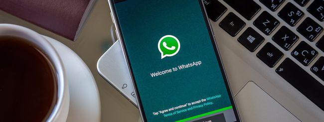 WhatsApp, sanzione da 50 mila euro dall'AGCM