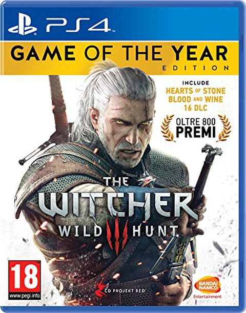 The Witcher III - Game Of The Year (PlayStation 4)