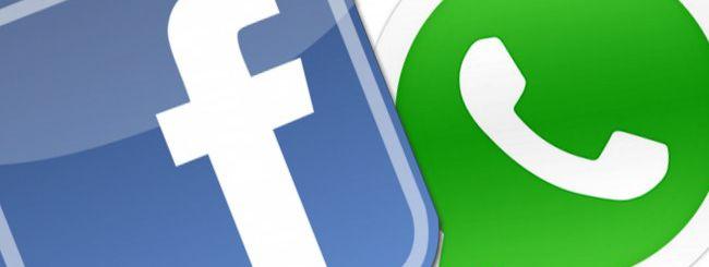 Facebook guarda a WhatsApp