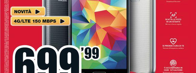 Mediaworld: arrivano Galaxy S5 e Chromecast