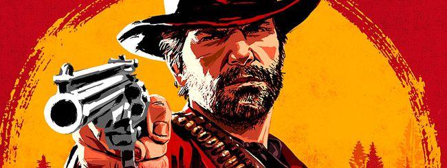 Red Dead Redemption 2: svelata la copertina