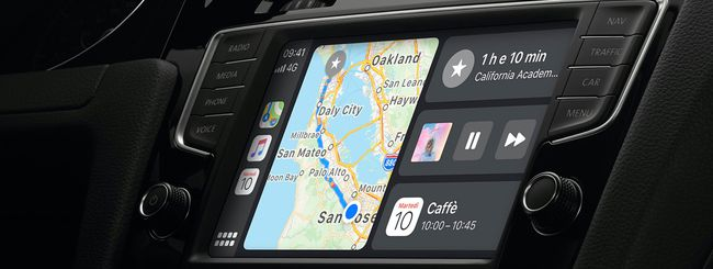 Apple CarPlay: tutte le app compatibili