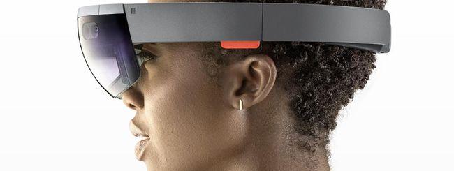 HoloLens, stop agli aggiornamenti funzionali