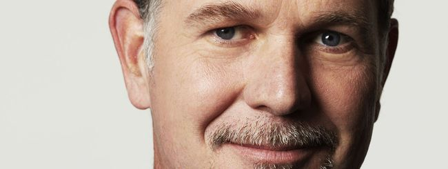 Reed Hastings, Netflix come l'anti-Apple