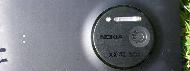 Nokia Lumia EOS: spuntano le prime immagini