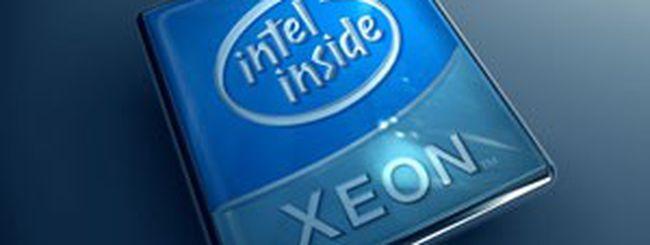 Server: in arrivo gli Intel Xeon a 10 core