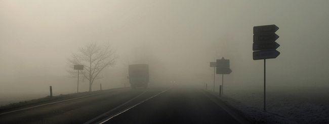 Apple brevetta la vista nella nebbia