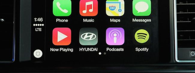 CarPlay, dal 2015 pieno supporto anche sulle Hyundai Sonata