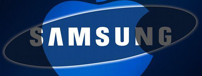 Apple chiede 30 dollari per ogni Samsung venduto