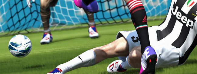 FIFA 14 mostra Pure Shot e fisica del pallone