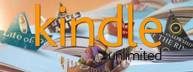 Amazon porta Kindle Unlimited in Italia