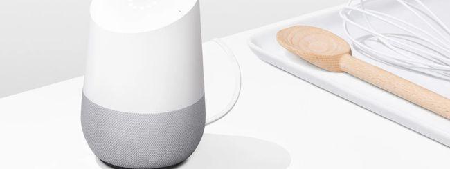 Monclick regala Google Home per il suo compleanno