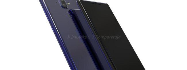 Nokia 9, render del prossimo top di gamma