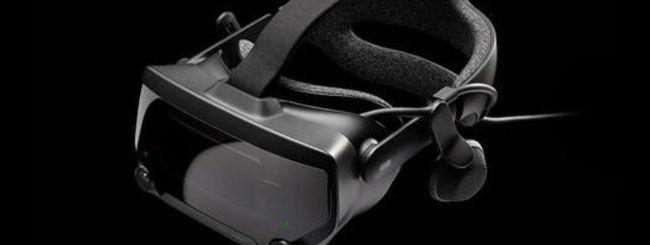 Valve Index VR costa il doppio di Oculus Rift S