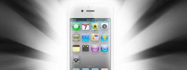 iPhone 4 bianco in arrivo grazie a una vernice miracolosa