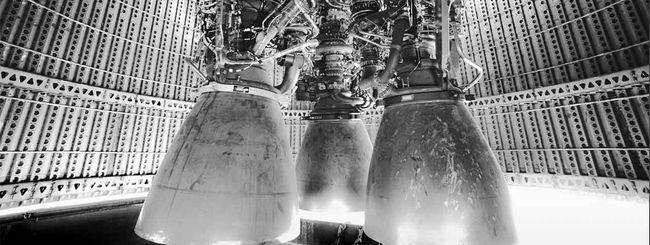 SpaceX, svelata Starship per la Luna e Marte
