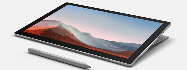 Microsoft annuncia Surface Pro 7+ for Business