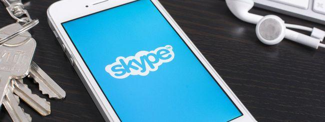 Skype per Android, update per la produttività