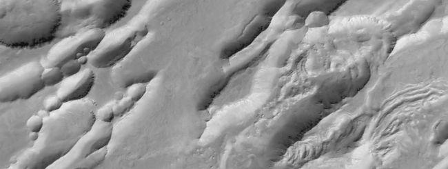 ExoMars: la sonda TGO invia le prime foto di Marte