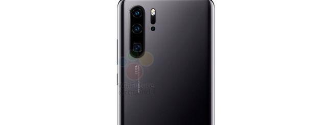 Huawei P30 Pro, superzoom a periscopio