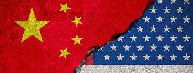 China Telecom ha dirottato il traffico Internet