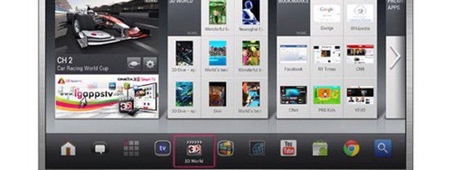 LG 47G2 e LG 55G2, Google TV di nuova generazione