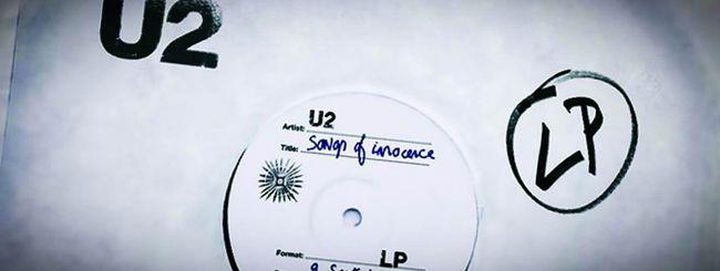 U2: Bono si scusa per l'album invadente su iTunes