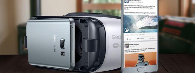 Realtà virtuale a metà prezzo con il Galaxy S7