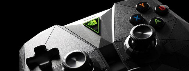 Il gaming di GeForce NOW arriva su NVIDIA SHIELD