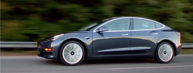 Consumer Reports boccia la Tesla Model 3