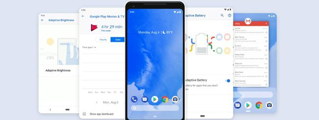 Android 9 Pie, Battery Saver attivata da remoto