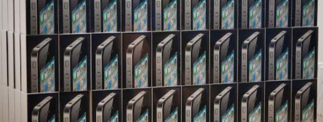 Cina: record di vendite online per iPhone 4
